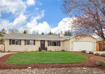 Bothell Single Family Home For Sale: 22605 13th Place W