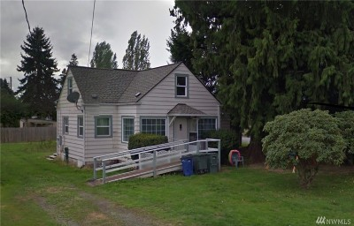 Sedro Woolley Multi Family Home Pending Inspection: 101 Talcott St