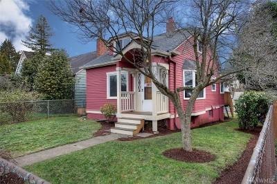 Tacoma WA Single Family Home For Sale: $260,000