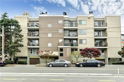 Seattle Condo/Townhouse For Sale: 3045 20th Ave W #309