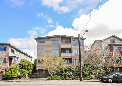 Condo/Townhouse For Sale: 7518 24th Ave NW #402