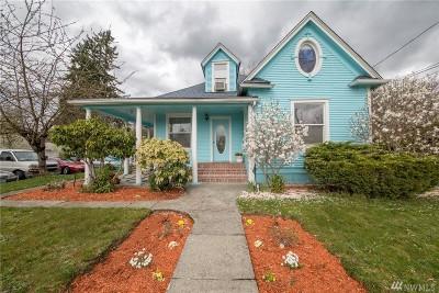 Granite Falls Single Family Home For Sale: 401 E Stanley