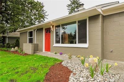 Single Family Home For Sale: 11721 9 Ave NE