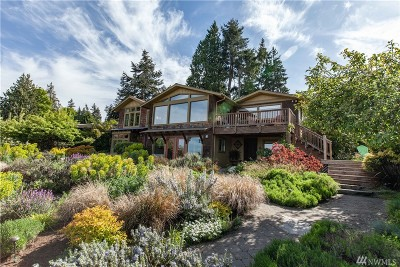 Langley Single Family Home Pending: 4885 Blue Lady Lane