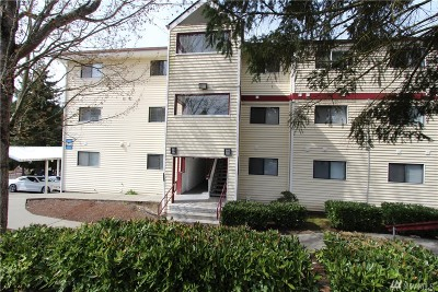 Federal Way Condo/Townhouse For Sale: 29645 18th Ave S #E201