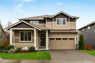 Federal Way Single Family Home For Sale: 728 SW 339th St