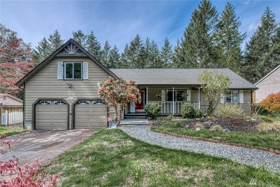Gig Harbor Single Family Home For Sale: 3916 77th Ave Ct NW.
