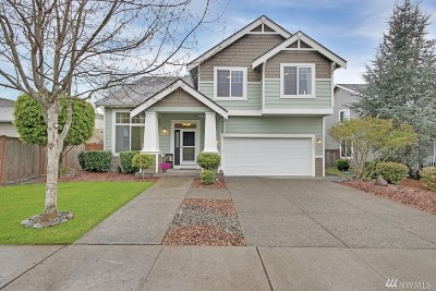 Bonney Lake Single Family Home For Sale: 12206 185th Ave E