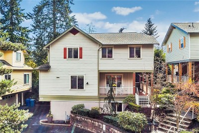 Lynnwood Single Family Home For Sale: 6700 198th Place SW