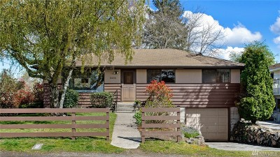 Burien Single Family Home For Sale: 13236 12th Ave SW