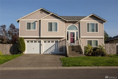 Yelm Single Family Home For Sale: 15123 Carter Lp SE