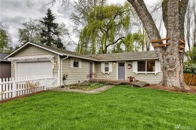 Kirkland Single Family Home For Sale: 13302 121st Ave NE
