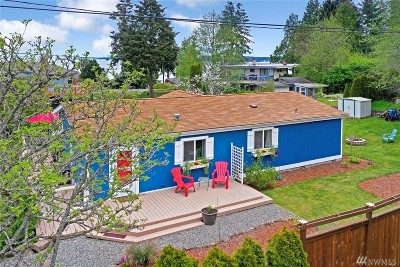 Port Ludlow Single Family Home Pending: 91 E Alder St