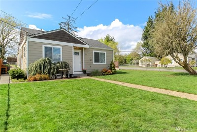 Tacoma Single Family Home For Sale: 1002 S Hawthorne St