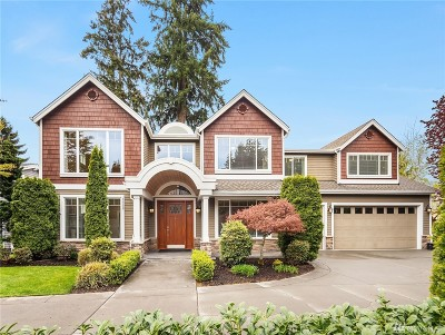 Kirkland Single Family Home For Sale: 1339 3rd St