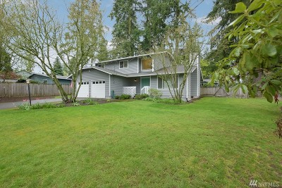 Kenmore Single Family Home For Sale: 15523 84th Ave NE