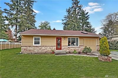 Shoreline Single Family Home For Sale: 2112 N 149th Lane