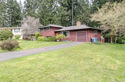 Lynnwood Single Family Home For Sale: 16421 62nd Place W