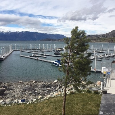 Chelan Condo/Townhouse For Sale: 1350 W Woodin Ave #A1