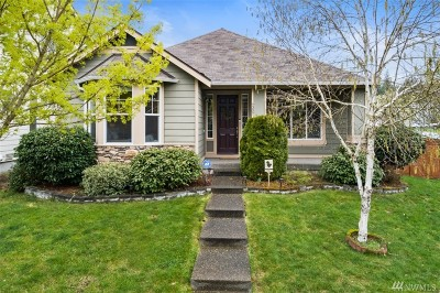 Lacey Single Family Home For Sale: 9207 Periwinkle Lp NE