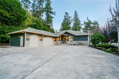 Camano Island Single Family Home For Sale: 1332 Seth Dr