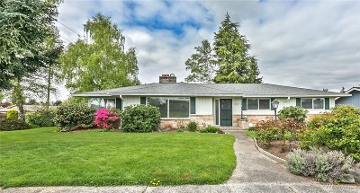 Tacoma Single Family Home For Sale: 1402 N Highland St
