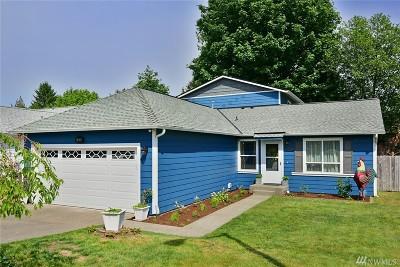 Bremerton Single Family Home For Sale: 6876 Troy Lane NE