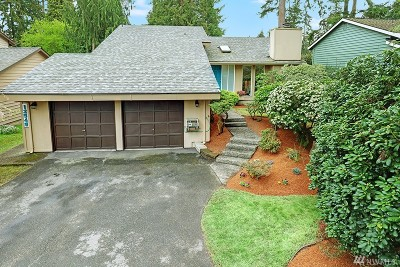 Seattle Single Family Home For Sale: 12549 12th Ave NE
