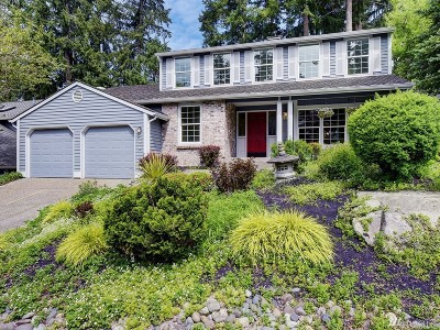 Sammamish Single Family Home For Sale: 23918 SE 42nd Place