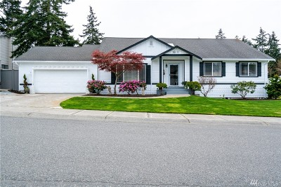 Oak Harbor Single Family Home Contingent: 1811 SW Robertson Dr