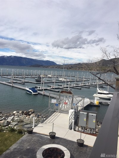 Chelan Condo/Townhouse For Sale: 1350 W Woodin Ave #A2