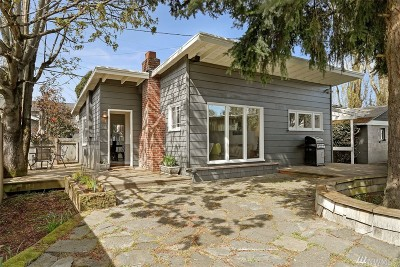 Seattle Single Family Home For Sale: 3221 45th Ave SW