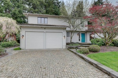 Mukilteo Single Family Home For Sale: 9615 58th Place W