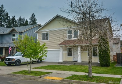 Tumwater Single Family Home For Sale: 1930 69th Wy SE