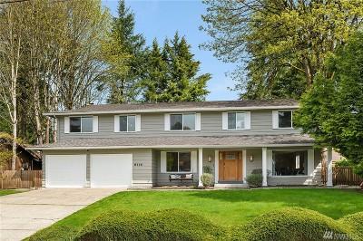 Redmond Single Family Home For Sale: 6116 152nd Ave NE
