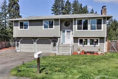 Puyallup Single Family Home For Sale: 12202 86th Av Ct E