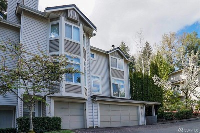 Bellevue Condo/Townhouse For Sale: 12417 NE 7th Place