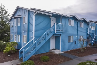 Oak Harbor Condo/Townhouse Pending: 651 NE Ellis Wy #A201