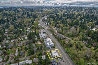 Seattle Commercial For Sale: 10706 Lake City Wy