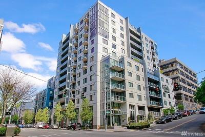 Seattle Condo/Townhouse For Sale: 76 Cedar St #305