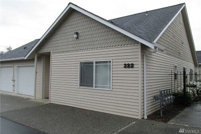 Skagit County Condo/Townhouse For Sale: 323 N Laventure Rd #D