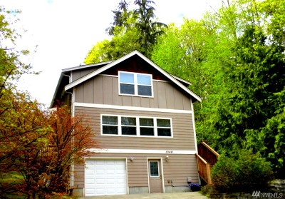 Poulsbo Single Family Home For Sale: 1348 NE Keyport Hills Dr