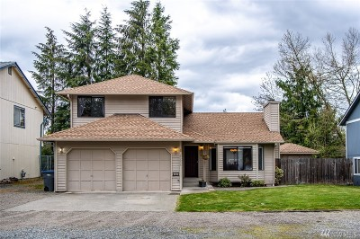 Maple Valley Single Family Home For Sale: 21636 SE 270th St