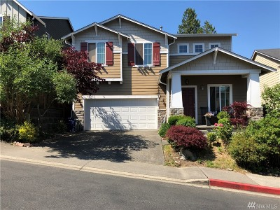 Bothell Single Family Home For Sale: 2711 232nd St SE #53