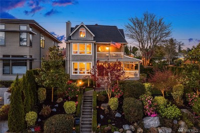 Kirkland Single Family Home For Sale: 134 8th Ave