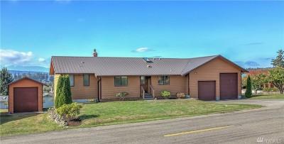 Hansville Single Family Home Pending Inspection: 37599 Buck Rd NE