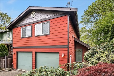 Seattle Single Family Home For Sale: 8806 39th Ave S