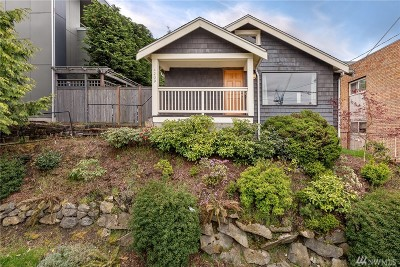 Seattle Single Family Home For Sale: 4209 SW Hanford St