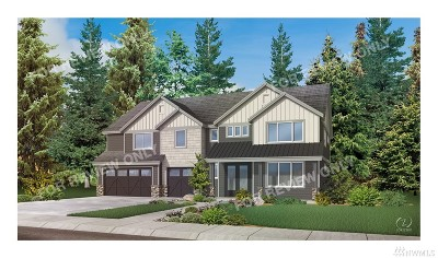Bremerton Single Family Home For Sale: 5508 Muddy Paws (Lot 18) Ct