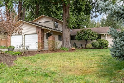 Bothell Single Family Home For Sale: 9710 NE 198th St